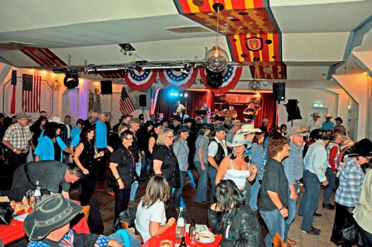 Line Dance Event zu Gunsten unseres Vereins - Förderverein